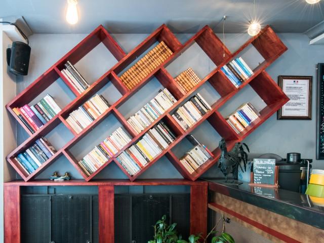 Bar Les écrivains