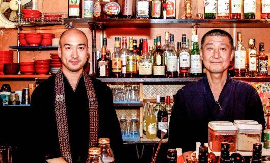 Un apéro et une méditation ? Rendez-vous au Vowz Bar à Tokyo !