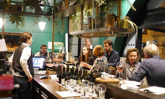 L'Oenomaniac, le nouveau bar à vin du 15ème