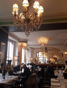 restaurant Tournesol Paris