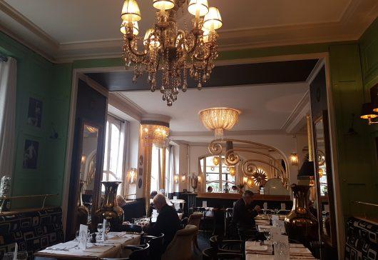 On a testé le Tournesol, joli restaurant du 16ème