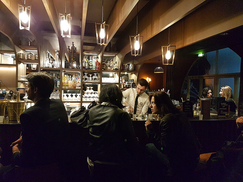 Bar le Gustave