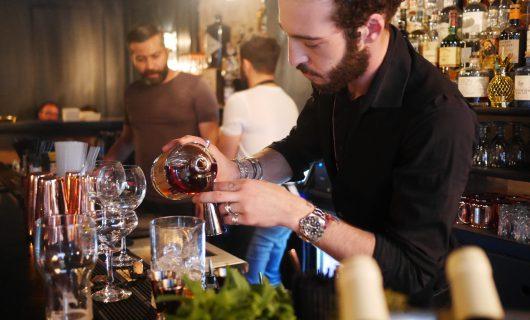La marquise de Pompadour a son bar à Montorgueil, et on a aimé !