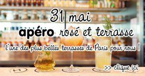 Apéro Bar Rosé & Terrasse @ Restaurant Champeaux | Paris | Île-de-France | France