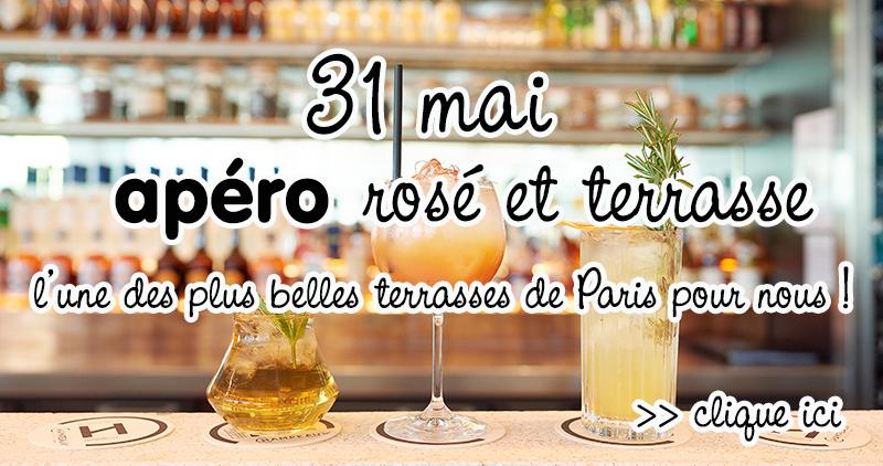 Apéro Bar à Rosé et Terrasse
