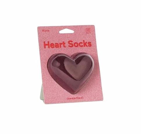 chaussettes coeur
