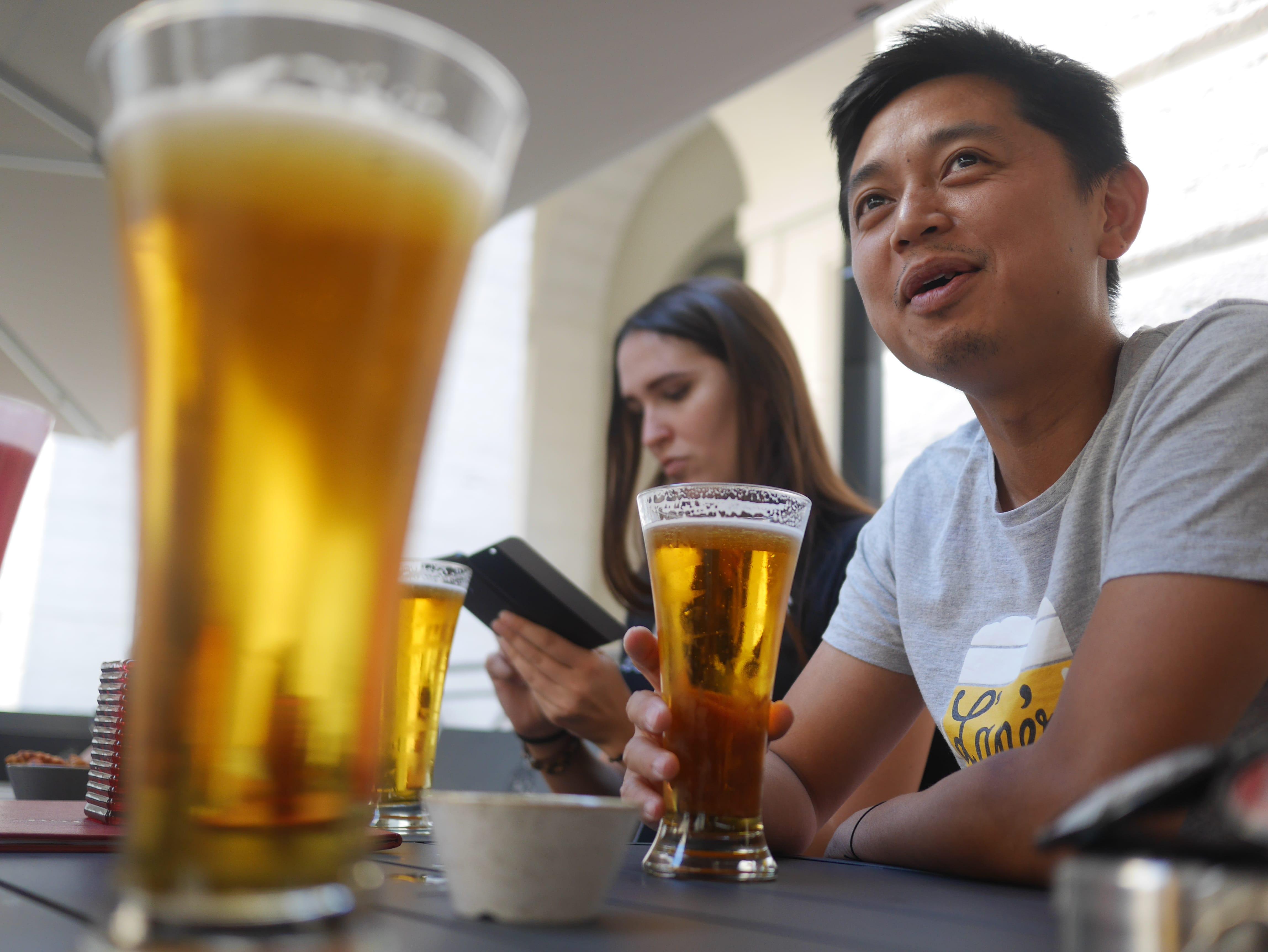 bière Buddha Bar Lyon