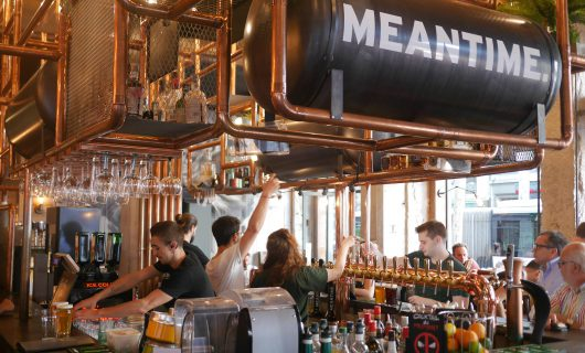 Hopper, le bar à bière de Guillotière
