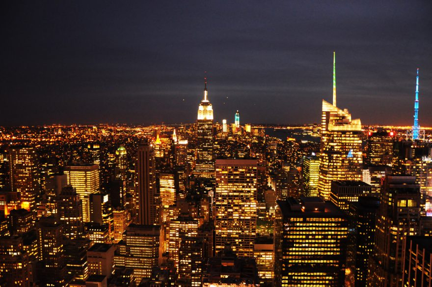 apéro à New York