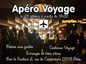 Apéro Voyage @ Bar le Gustave | Paris | Île-de-France | France