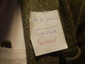 apéro voyage au Gustave à Paris