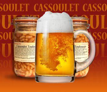 bière au cassoulet