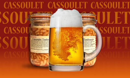 Une bière au cassoulet ça vous tente ?