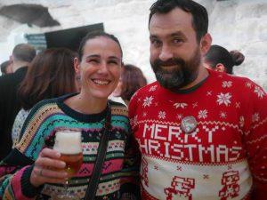apéro Noel à l'Alsacien
