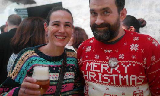 Notre Apéro de Noël chez l'Alsacien