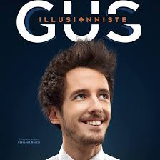 Spectacle d'illusionniste à Paris : Gus !