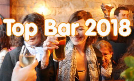 Le top des bars 2018 à Paris
