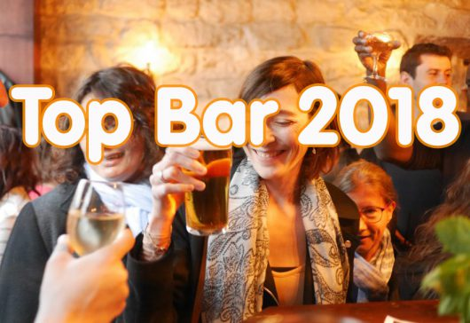 Le top des bars 2018 à Paris