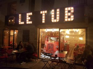 Apéro Streetfood au Tub @ le Tub