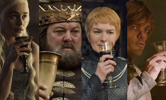5 accessoires pour un apéro Game of Thrones
