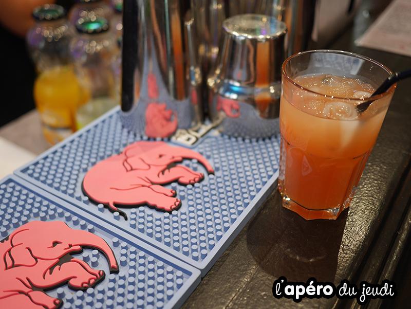 l'apéro au bar Tizane