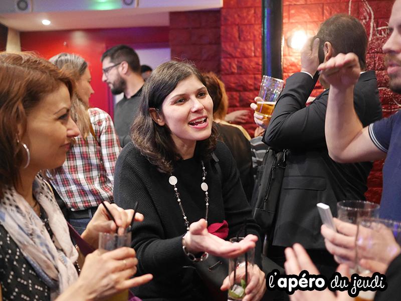 l'apéro au bar le Tizane