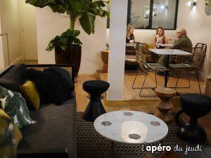 apéro hotel doisy Paris