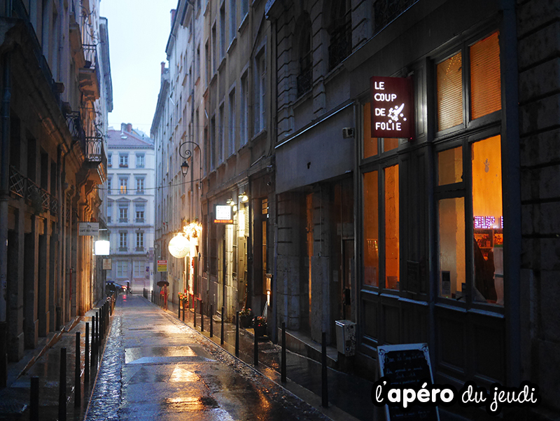 bar le coup de Folie à Lyon