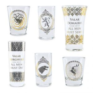 shots deluxe Game of Thrones