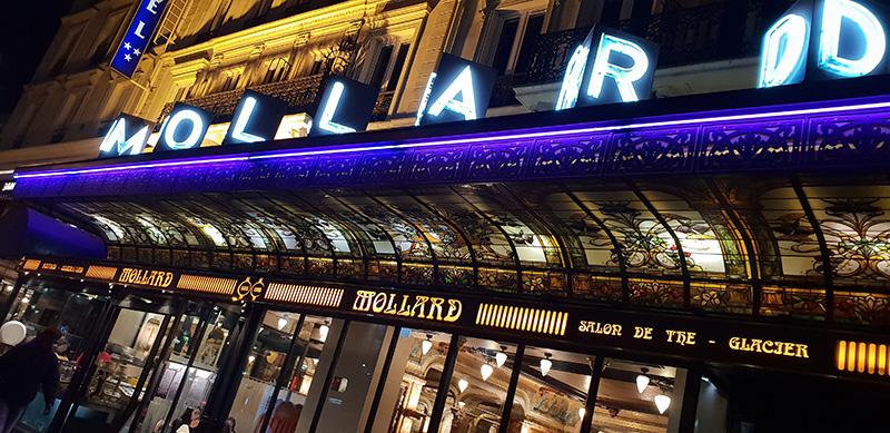 Top 10 des brasseries historiques à Paris