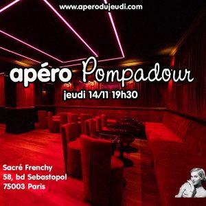 Apéro Pompadour (Paris)