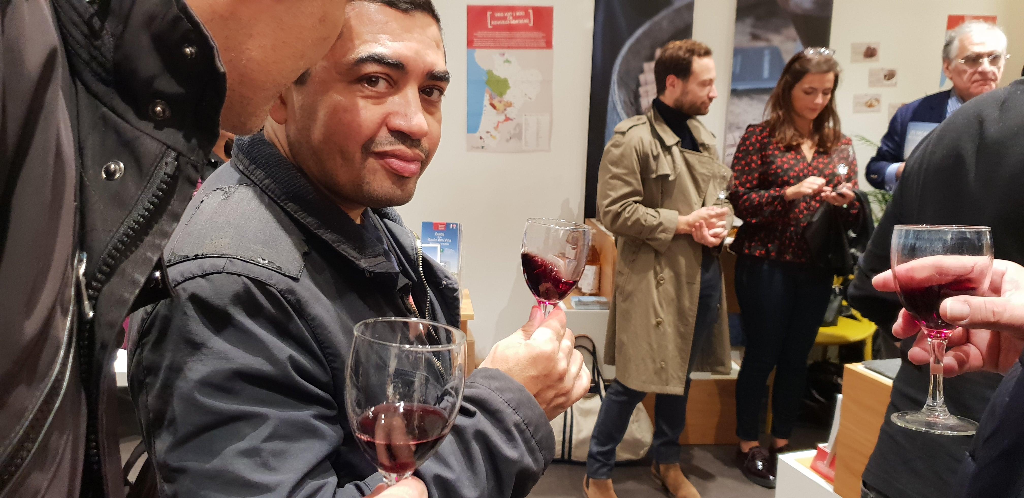 apero route des vins Nouvelle Aquitaine