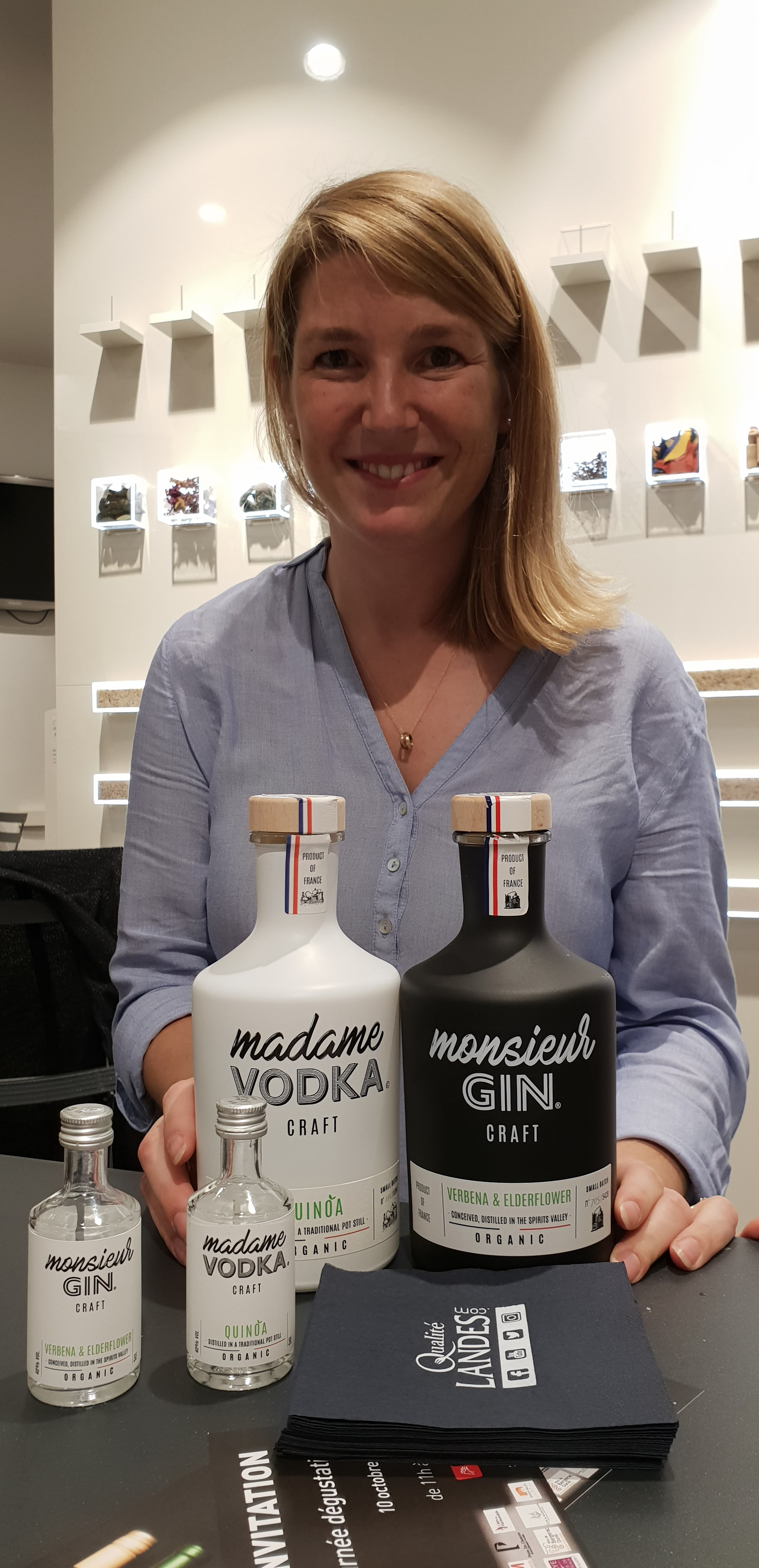 madame vodka et monsieur gin