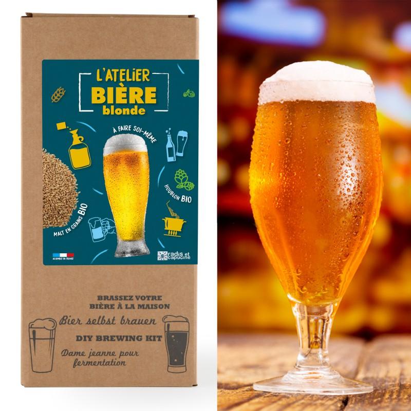 kit de brassage biere bio maison