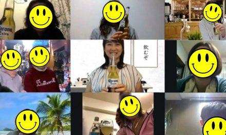 L'Apéro en ligne ? Les japonais sont aussi fans que nous