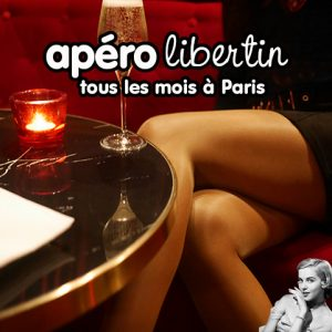 Apéro Libertin (sur résa) @ Salon Privé à Châtelet