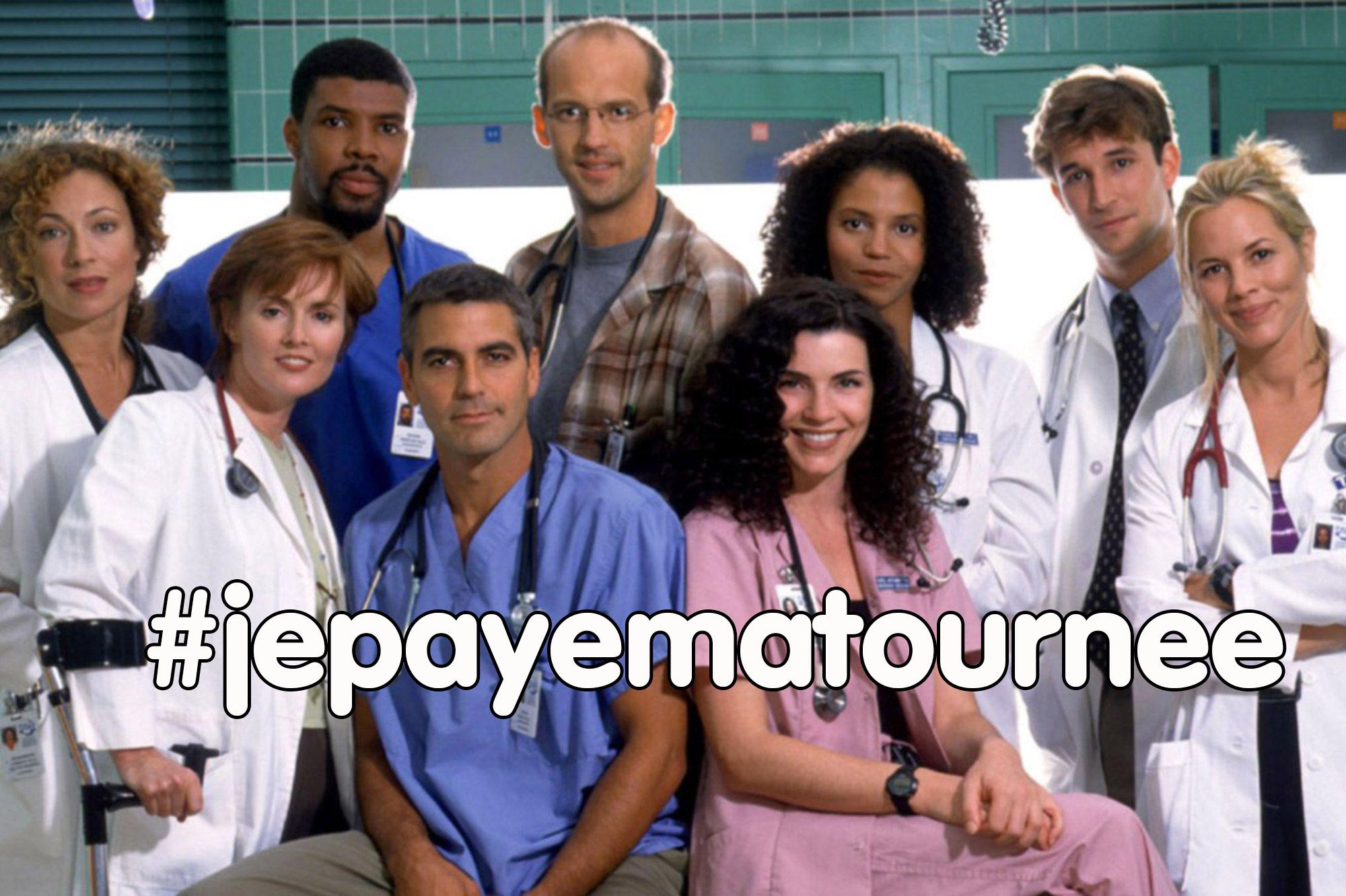 je paye ma tournée aux soignants
