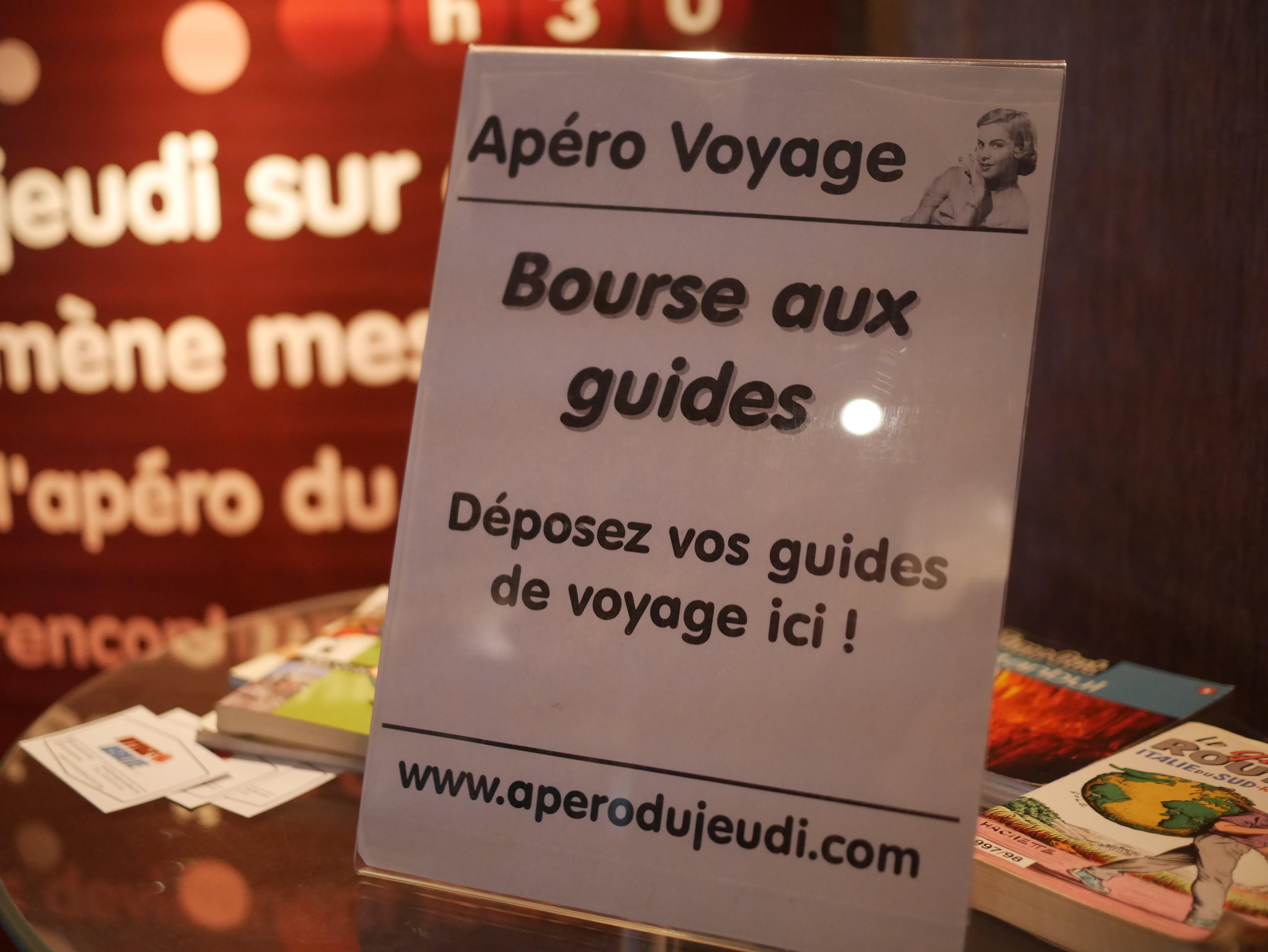 apero voyage