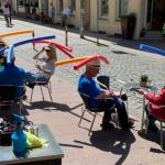 Ce bar allemand propose une idée insolite pour un apéro en terrasse malgré le virus