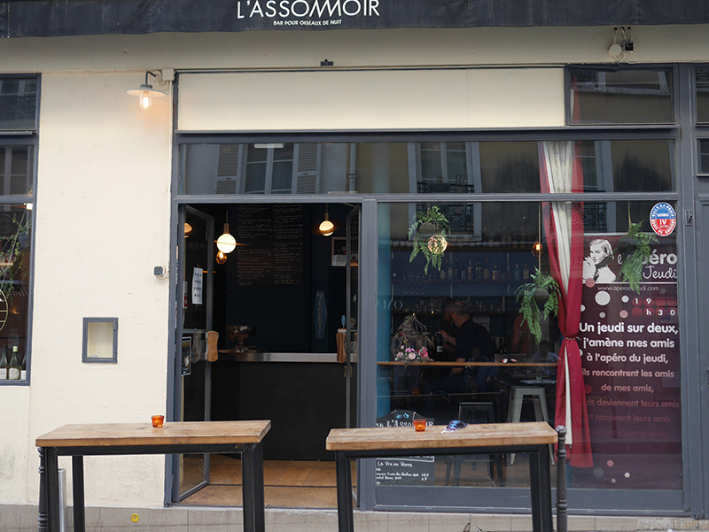 bar l'assommoir
