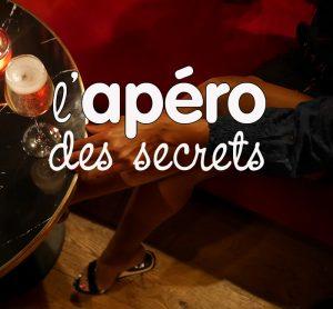 Apéro des Secrets (sur résa) @ lieu secret (vers Beaubourg)