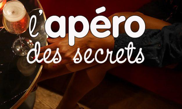 Apéro des Secrets (sur résa)