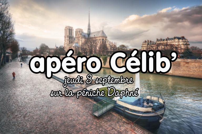 Apéro Célib' du 3 septembre 2020