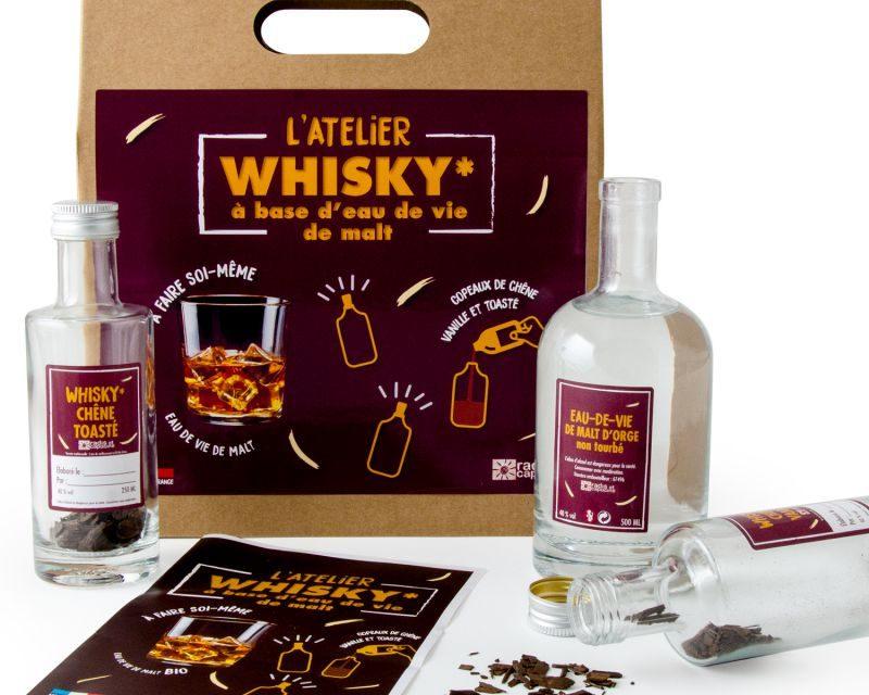 5 cadeaux de Noël pour les amateurs de whisky