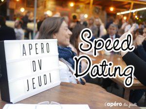 Apéro Speed Dating Lyon @ Plank des Gones