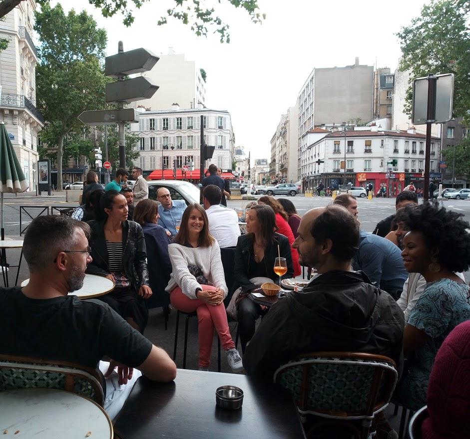 apéro la marquise Montparnasse